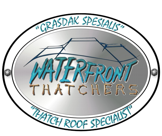 Waterfront Thatchers Grasdakke Thatching, Treated Poles  & Thatching Services Bela-Bela